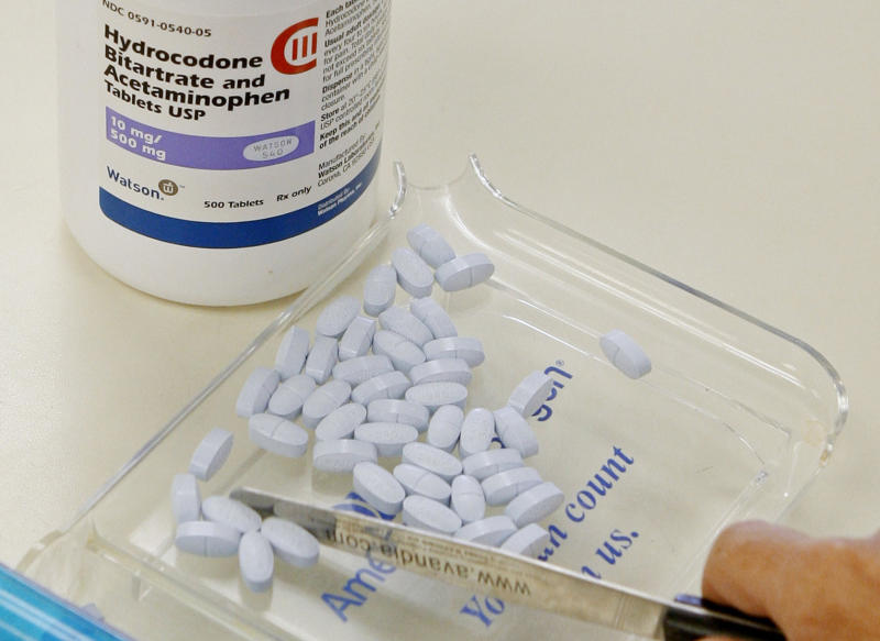 Opioid overdoses spiked 28 percent in OH  a year ago , CDC says