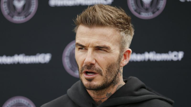 'Man Utd & Real Madrid weren't built in a day' – Beckham calls for patience at Inter Miami