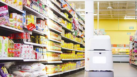 Walmart Testing Shelf-Scanning Robots At Some Of Its Stores