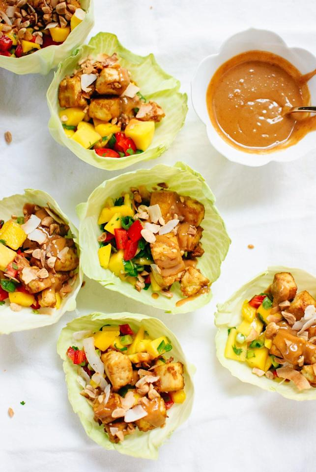 <p>Meat is great for helping you stay full and getting your protein fix, but it's also your quickest ticket to Food Coma City, population: you. Whether you're trying to cut out meat a couple days a week or adhere to a strict vegetarian diet, these incredibly delish meatless dinner ideas will make you a veggie-devotee. </p>
