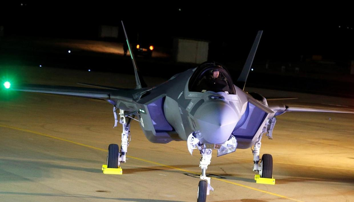 MON: Israeli F-35s Could Be Flying Over Iran—Without Tehran