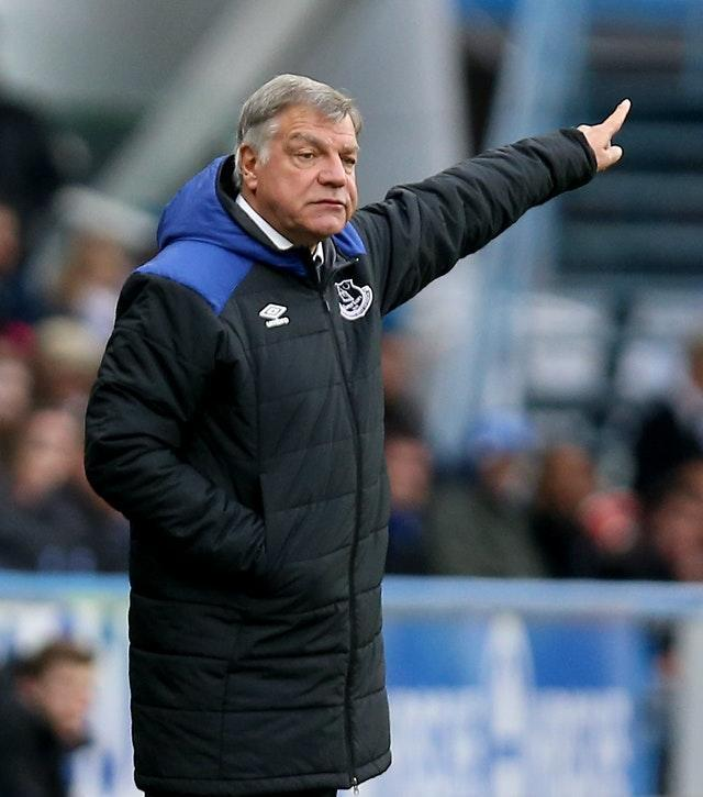 Sam Allardyce is one of the go-to names when rescue acts are required