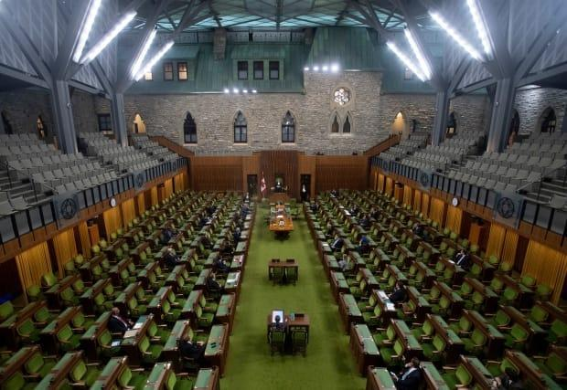 Parliament will resume before the end of the fall, Prime Minister Justin Trudeau said on Tuesday. (Adrian Wyld/The Canadian Press - image credit)