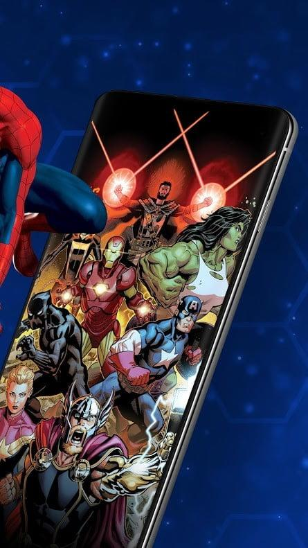 best comic book apps marvel2