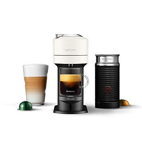 """<p><strong>Nestle Nespresso</strong></p><p>amazon.com</p><p><strong>$219.00</strong></p><p><a href=""""https://www.amazon.com/dp/B084GYKJ58?tag=syn-yahoo-20&ascsubtag=%5Bartid%7C2140.g.33628308%5Bsrc%7Cyahoo-us"""" rel=""""nofollow noopener"""" target=""""_blank"""" data-ylk=""""slk:Shop Now"""" class=""""link rapid-noclick-resp"""">Shop Now</a></p><p>Save up some counter space by getting your fam this brewing machine that comes with its own milk frother. It can serve up coffee <em>and</em> espresso (homemade PSL lattes!), but the best part? Nespresso's earth-friendly recycling program makes returning and recycling their pods super easy.</p>"""