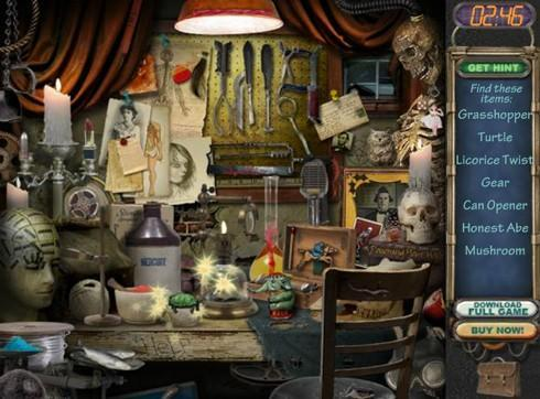 mystery case files ravenhearst game of the day