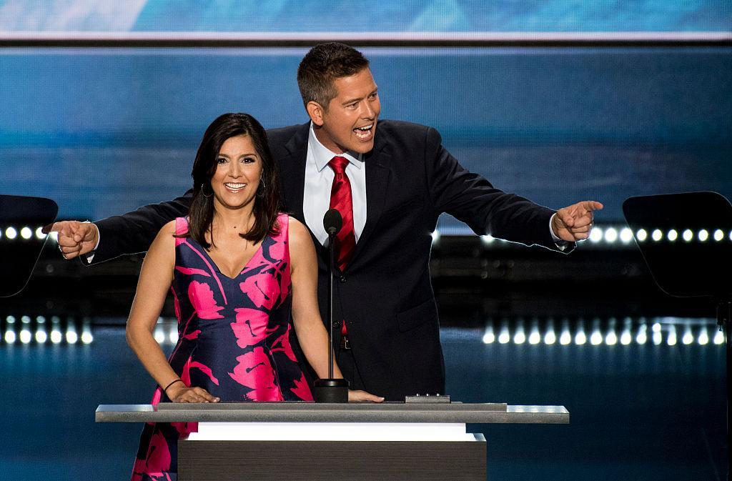 Former 'Real World' stars Rachel Campos-Duffy and Sean Duffy welcome ninth child, give health update