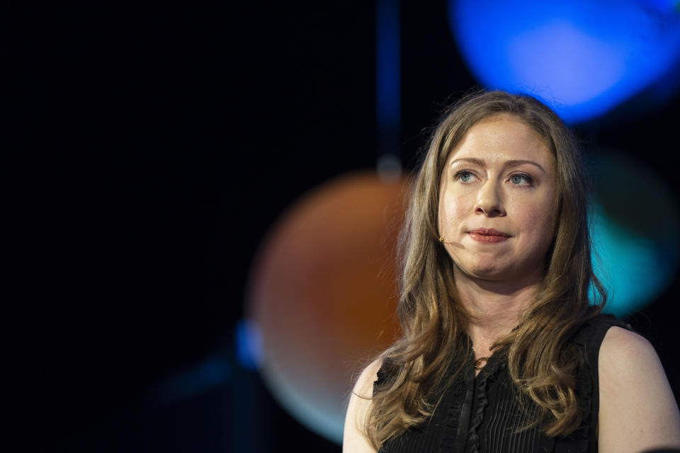 Chelsea Clinton put a Pizzagate troll in her place. (Photo: David Levenson/Getty Images)