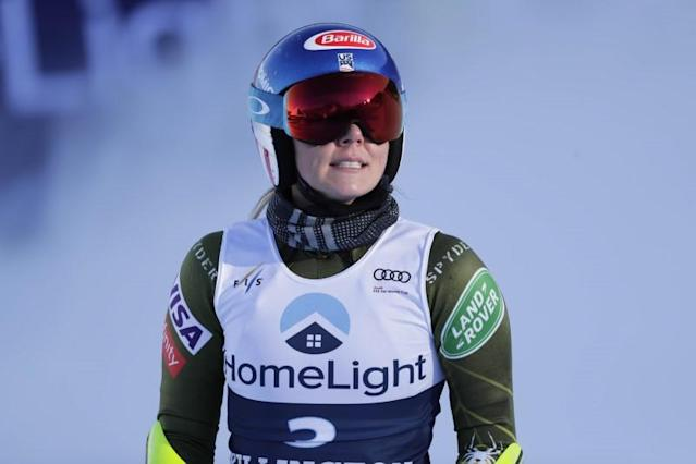 Alpine Skiing: Killington FIS Women's Ski World Cup