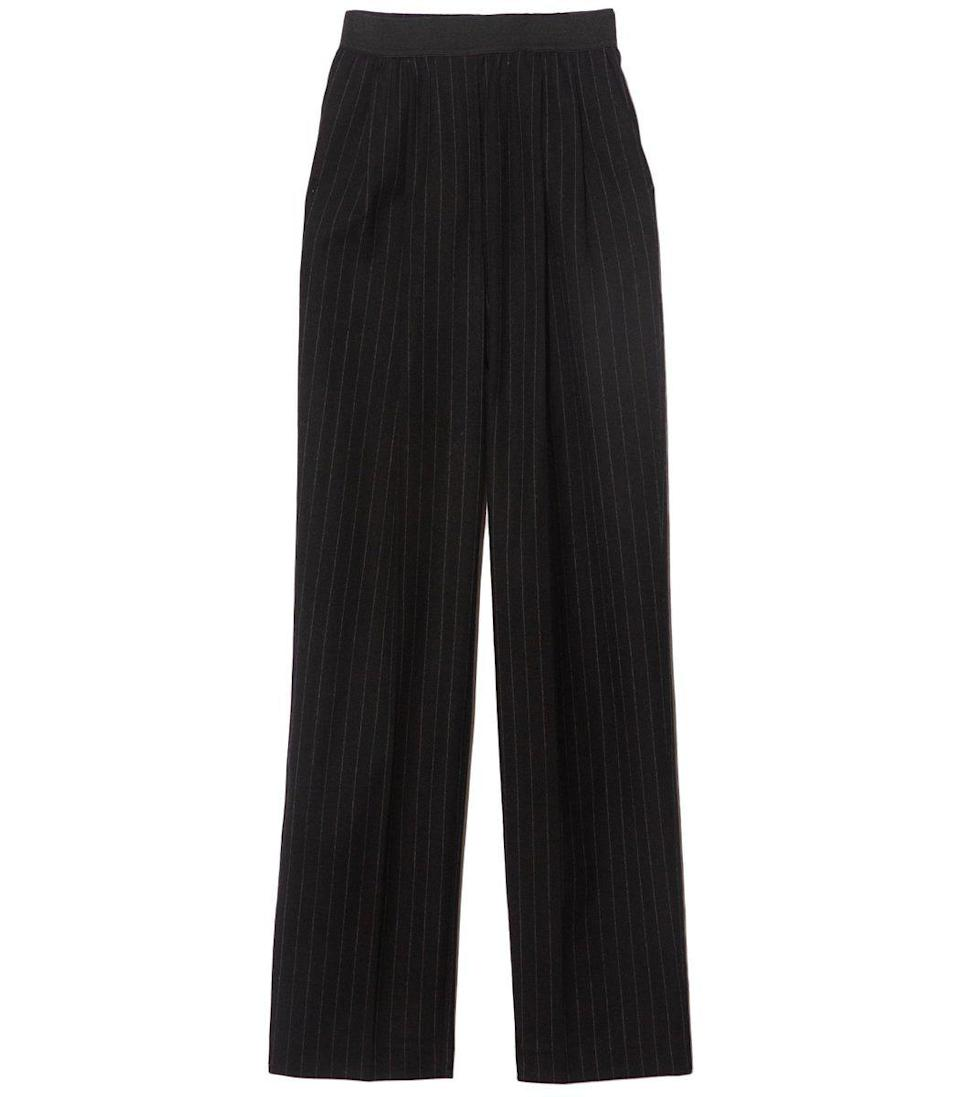 """<p><strong>LouLou Studio</strong></p><p>ShopBAZAAR.com</p><p><strong>$310.00</strong></p><p><a href=""""https://go.redirectingat.com?id=74968X1596630&url=https%3A%2F%2Fshop.harpersbazaar.com%2Fdesigners%2Floulou-studio%2Fmoretta-pants-in-black-stripes-57423.html&sref=https%3A%2F%2Fwww.harpersbazaar.com%2Ffashion%2Ftrends%2Fg34362549%2Fpreppy-style-adult%2F"""" rel=""""nofollow noopener"""" target=""""_blank"""" data-ylk=""""slk:Shop Now"""" class=""""link rapid-noclick-resp"""">Shop Now</a></p><p>You can't forget the perfect black trouser that will go with everything. This one puts comfort first making it the ideal closet staple. </p>"""