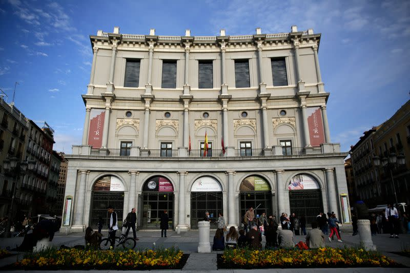 Verdi's 'Masked Ball' in Madrid cancelled after jeers over distancing