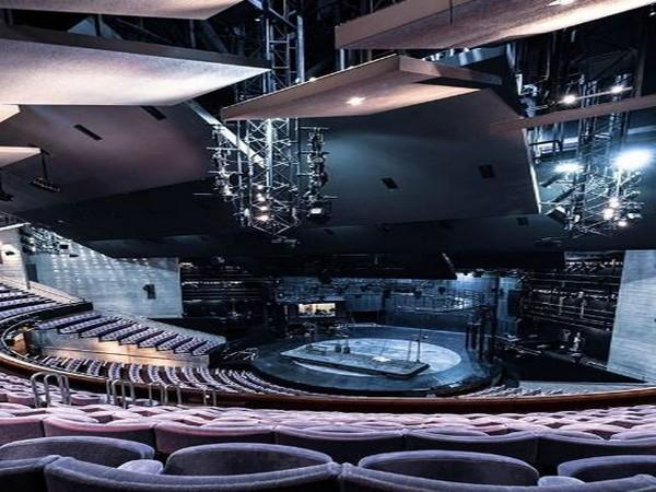 The National's Olivier Theatre (Image courtesy: Instagram)