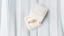 This dazzling engagement ring costs under £10 on Amazon