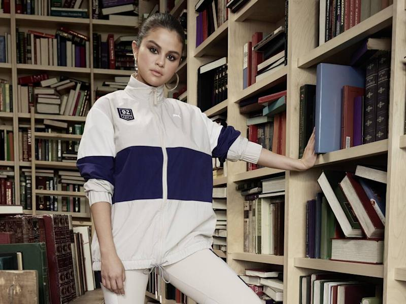 Selena Gomez drops third athleisure collection for Puma