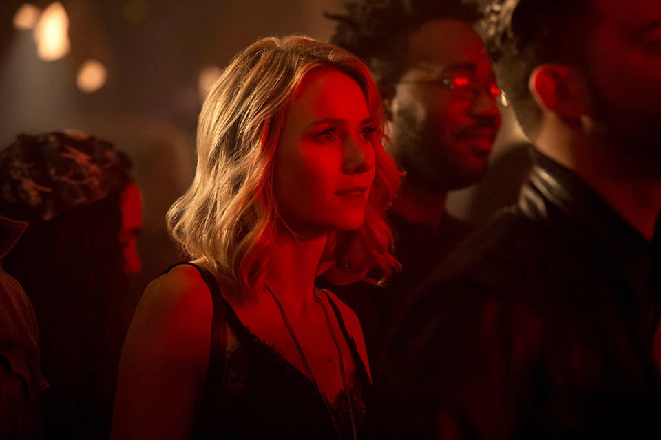 """<p><strong>The 1-Sentence Pitch:</strong> """"<em>Gypsy</em> is about a therapist who gets obsessed with the people in her patients' lives,"""" says creator Lisa Rubin.<br><br><strong>What to Expect:</strong> That therapist is Jean (Naomi Watts, who's also an executive producer on the series), who navigates randy dalliances with her husband <em>and</em> someone connected to one of her patients, while also using a fake identity to insinuate herself into the lives of people close to the patients who pay her. Jean's exploits become more and more reckless throughout the 10-episode season, leading to a finale where her lives — present, secret present, and past — threaten to collide and destroy her.<br><br><strong>Another Session? </strong>Season 1 ends on a cliffhanger, and Rubin says she has plenty of ideas if Netflix gives <em>Gypsy</em> a Season 2. """"Just when you think you sort of have some answers, there are more questions. So I think definitely there's a lot to explore [with Jean]."""" <em>— Kimberly Potts</em><br><br>(Photo: Alison Cohen Rosa/Netflix) </p>"""