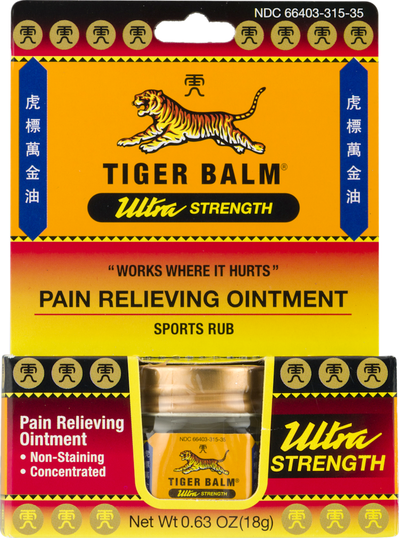 tiger balm ointment