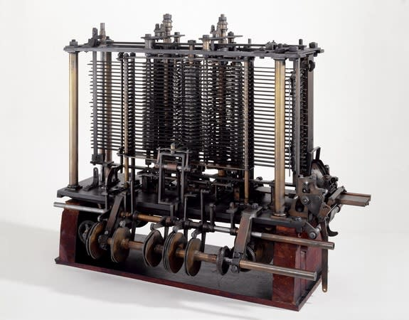Could the Computer Age Have Begun in Victorian England?