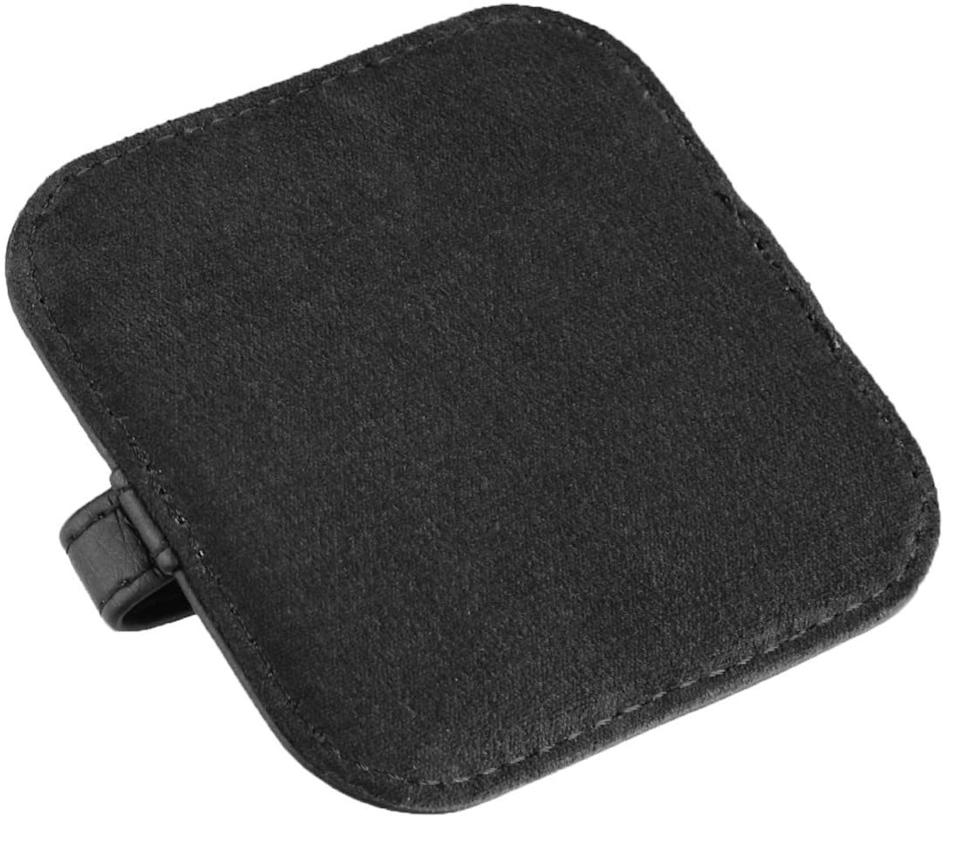 ProCase Screen Cleaner Pads use a soft faux suede material to remove dirt, dust, and grease from screens. Image via Amazon.