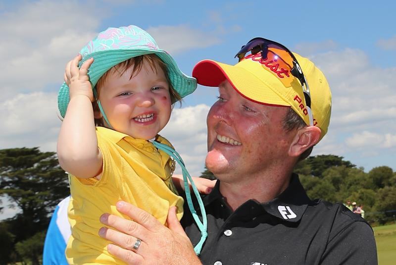 Golf mourns death of Australian player Jarrod Lyle at 36