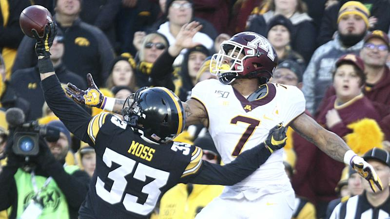How Minnesota's loss to Iowa impacts Big Ten, College Football Playoff picture