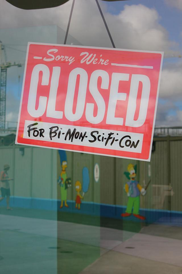 Closed? But who will buy all these Radioactive Man back issues now?