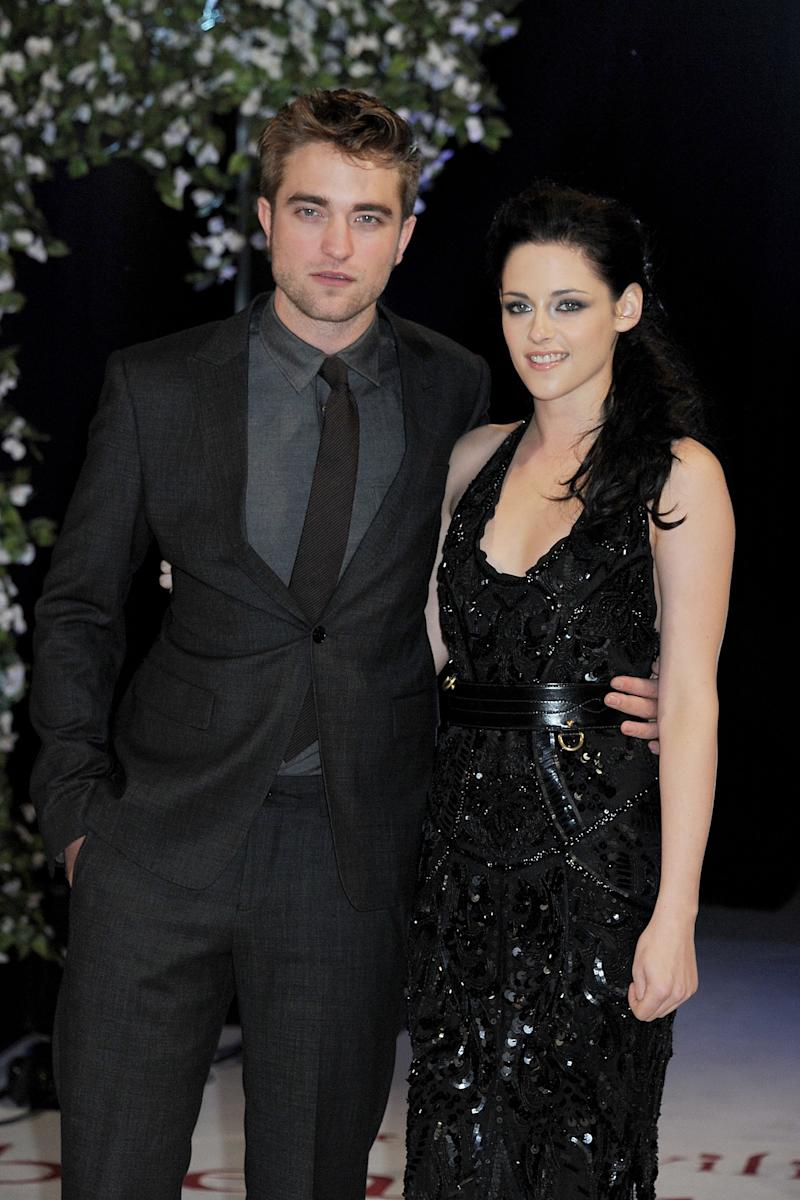 Robert Pattinson and Kristen Stewart Were Spotted Hanging Out