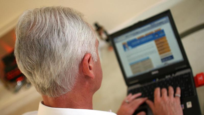 Older people who are not tech savvy 'risk being left behind' in virus outbreak