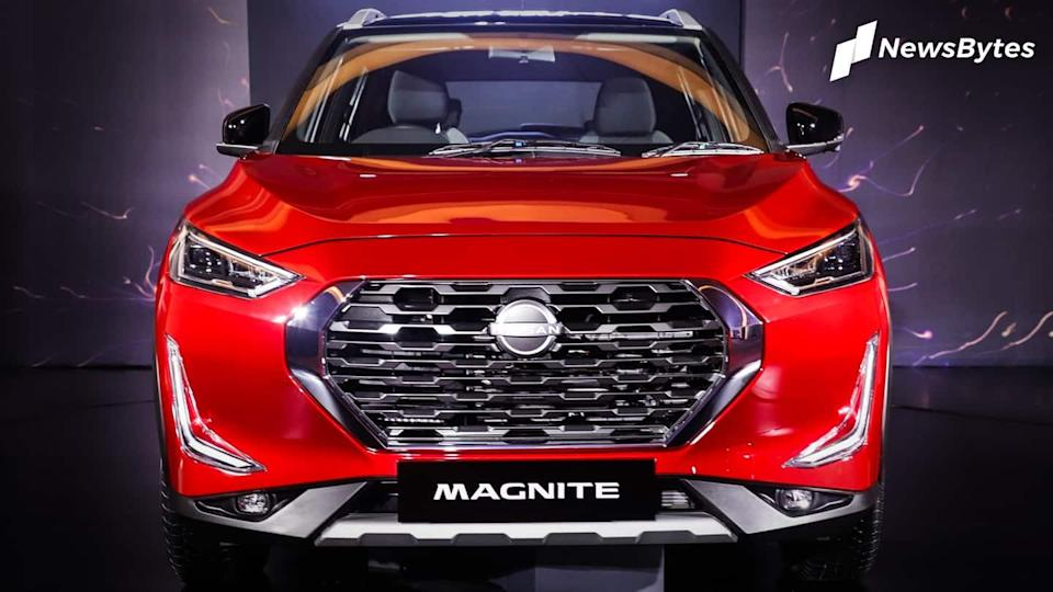 #NewsBytesExclusive: Nissan Magnite to cost around Rs. 5.3 lakh