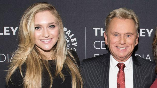 PHOTO: Maggie Sajak and Pat Sajak attend The Paley Center For Media Presents: Wheel Of Fortune: 35 Years As America's Game at The Paley Center for Media, Nov. 15, 2017, in New York. (Mike Pont/Getty Images)