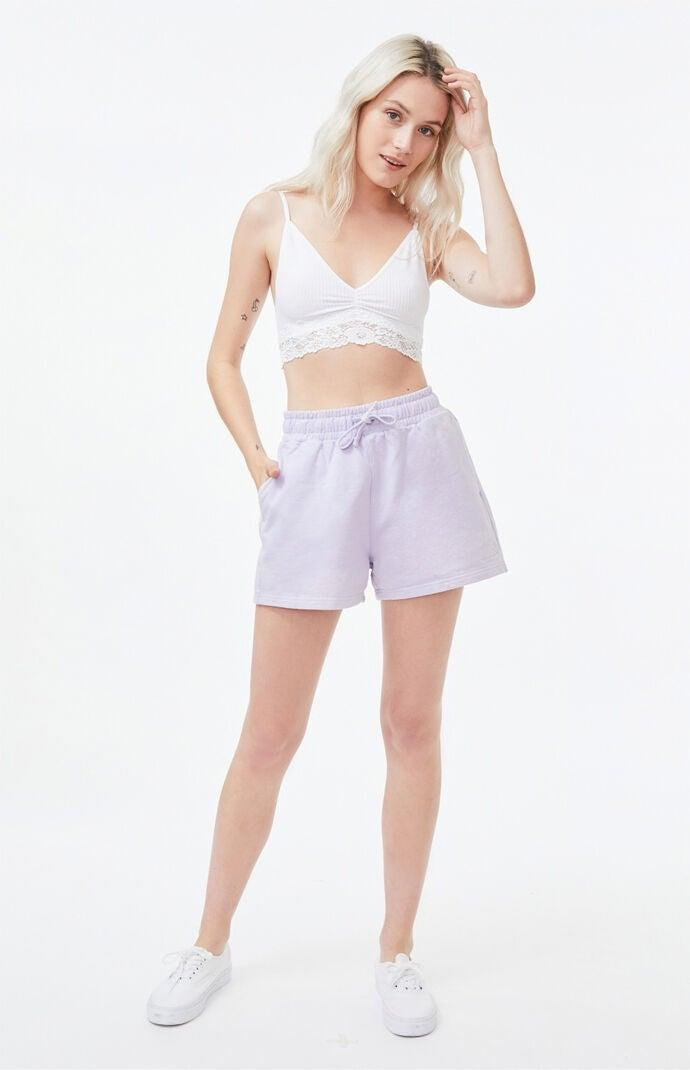 """<br> <br> <strong>PUMA</strong> MMQ Sweat Shorts, $, available at <a href=""""https://go.skimresources.com/?id=30283X879131&url=https%3A%2F%2Fwww.pacsun.com%2Fpuma%2Fmmq-sweat-shorts-0821497750015.html%3Fdwvar_0821497750015_color%3D513"""" rel=""""nofollow noopener"""" target=""""_blank"""" data-ylk=""""slk:PacSun"""" class=""""link rapid-noclick-resp"""">PacSun</a>"""