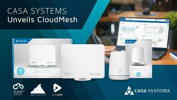 The CloudMesh integrated solution suite is specifically designed to help Internet service providers manage service related and improve the end-user experience.