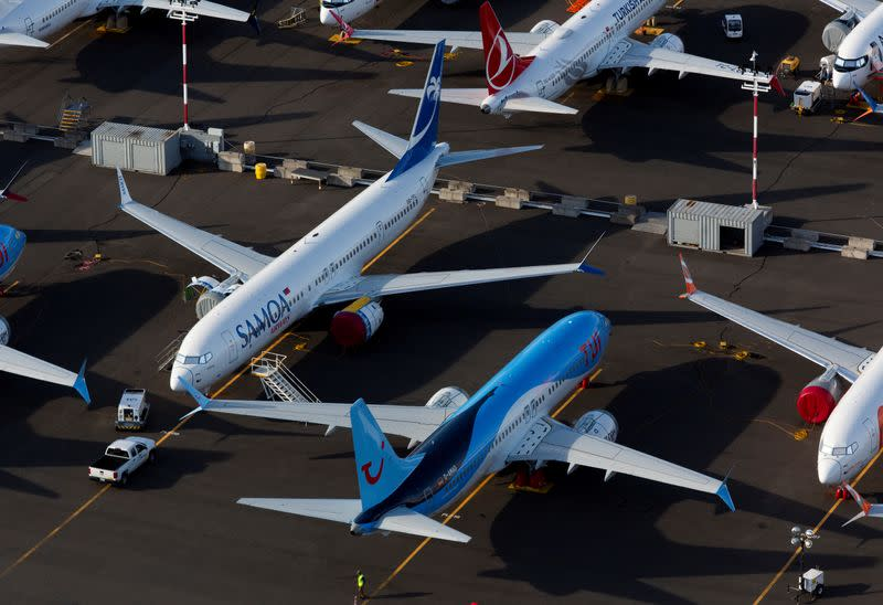 U.S. regulator, Boeing complete 737 MAX certification test flights