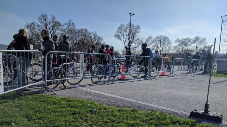 Circuit Gilles-Villeneuve open to cyclists this weekend
