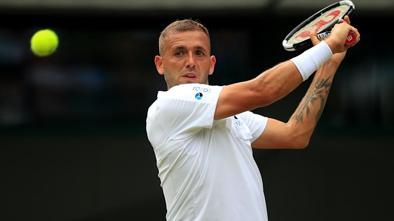 Britain's Dan Evans out of French Open after five-set defeat to Kei Nishikori