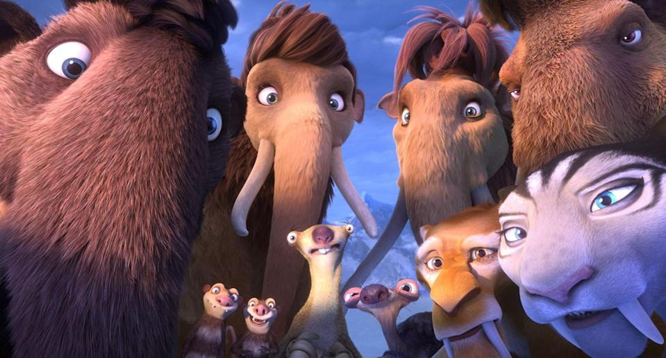 Ice Age: Collision Course (Credit: Blue Sky/Fox)