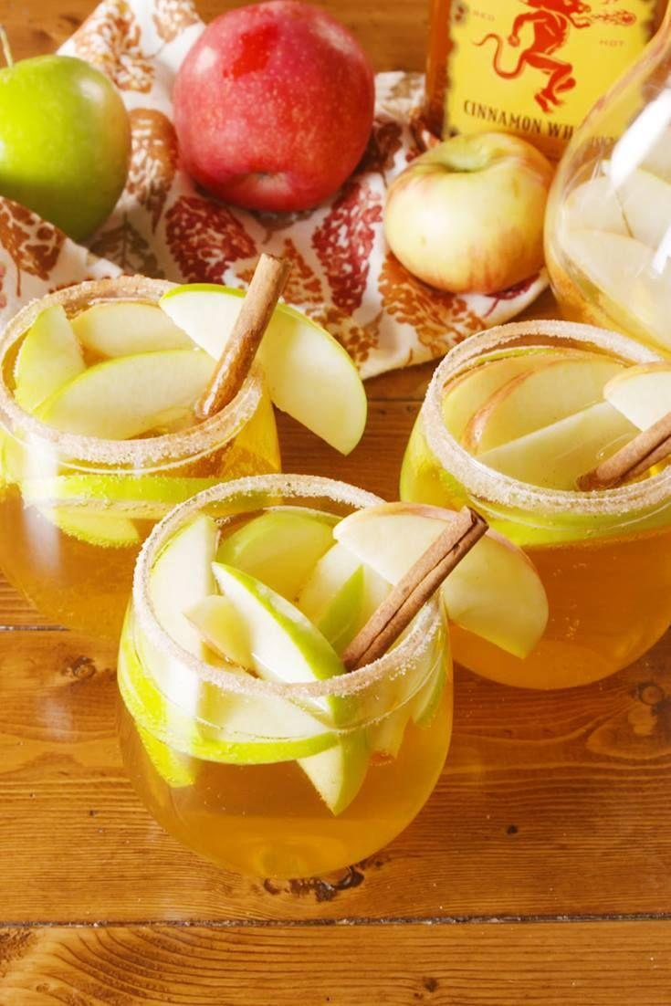 """<p>The best way to ring in fall.</p><p>Get the recipe from <a href=""""https://www.delish.com/cooking/recipe-ideas/a22877349/sparkling-apple-cider-sangria-recipe/"""" rel=""""nofollow noopener"""" target=""""_blank"""" data-ylk=""""slk:Delish"""" class=""""link rapid-noclick-resp"""">Delish</a>.</p>"""
