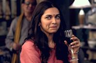 Piku is a rare film. First, it runs with an unusual subject and comes out a winner, not just at the box office but also among critics. Second, it's a rare instance of Amitabh Bachchan getting completely outshone by the female lead. Bachchan hams through the film as a senior citizen struggling with his bowel movements. Deepika plays a more relatable, young urban professional in search for love while trying to manage her father's eccentricities.