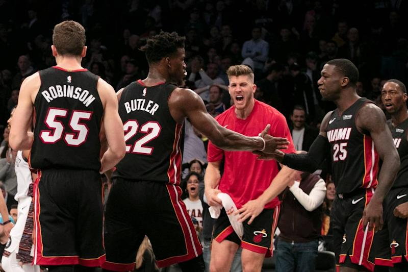 Takeaways from Heat's comeback road win over Nets, and how Jimmy Butler led the rally