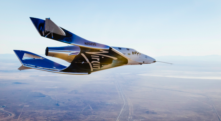 Professor Stephen Hawking is going to space on a Virgin Galactic flight (PA)