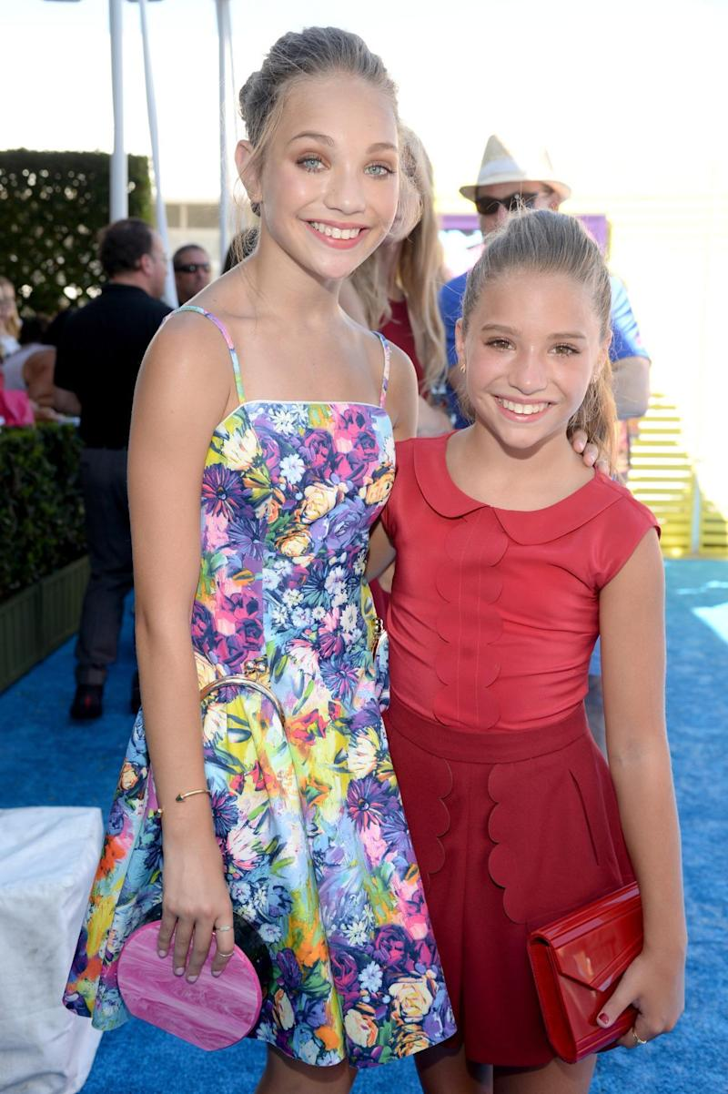 Maddie zieglers zac efron crush might be bigger than yours m4hsunfo Gallery