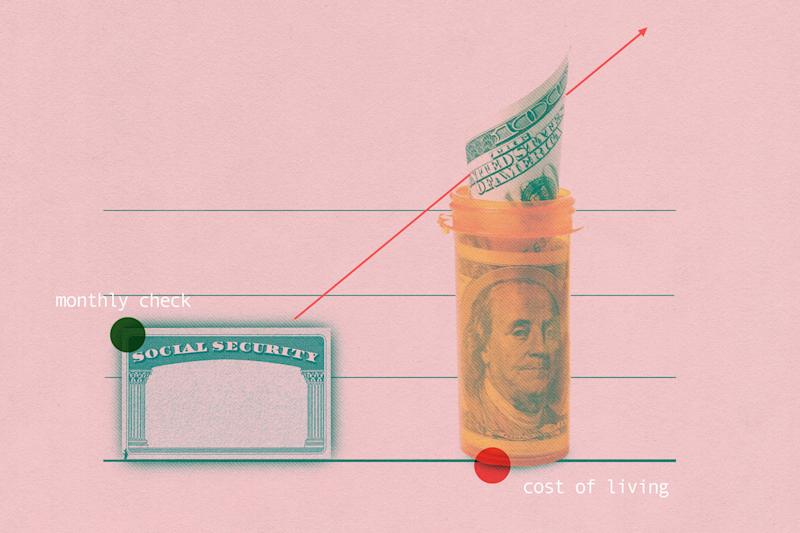 Social Security's Buying Power Has Dropped a Whopping 33% Since 2000. Here's What the Average Check Is Now