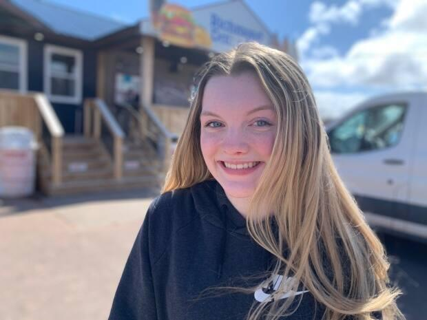 Cierra Bridges works at the Richmond Dairy Bar and spoke to the mystery donor. She says there are plenty of free ice cream cones still up for grabs.