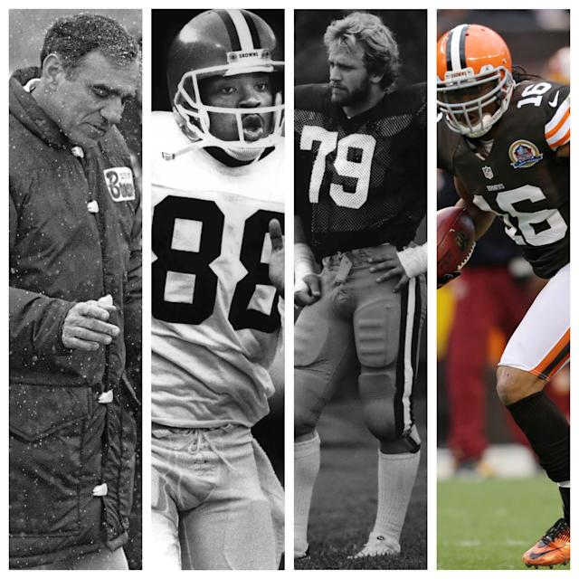 Ex-Cleveland Browns to appear at Cornerstone of Hope fundraiser