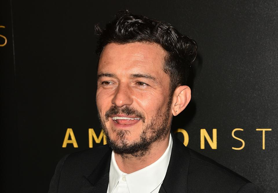 BEVERLY HILLS, CALIFORNIA - JANUARY 05: Orlando Bloom attends the Amazon Studios Golden Globes After Party at The Beverly Hilton Hotel on January 05, 2020 in Beverly Hills, California. Photo: imageSPACE/Sipa USA