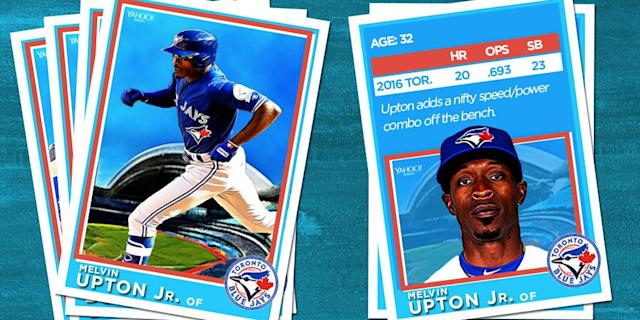 <p>When southpaws are on the mound, expect to see this Blue Jay in the lineup. </p>
