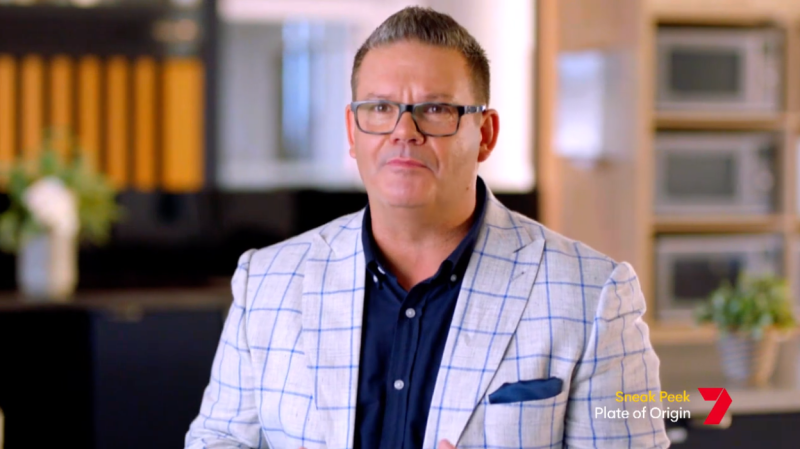 Gary Mehigan has opened up about the latest season of MasterChef. Photo: Channel 7.