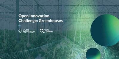 Open Innovation Challenge: Greenhouses (CNW Group/Hydro-Québec)