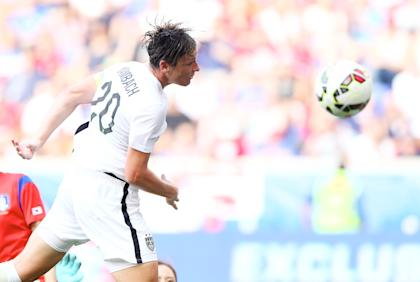 Will a heading ban prevent the U.S. from producing another aerial threat like Abby Wambach? (Getty Images)