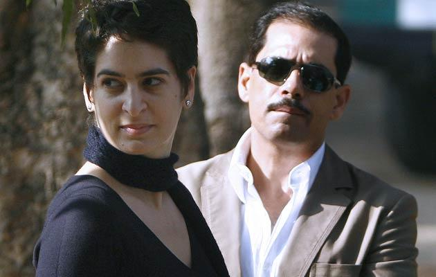 India Against Corruption activist Arvind Kejriwal accused Vadra of gaining undue favours from builders DLF, resulting in Vadra making hundreds of crores in just three years.