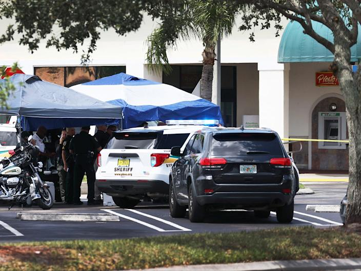Three dead at a Publix shooting in Florida on Thursday (Getty Images)